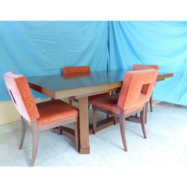 Mid-Century Modern Dining Set - Image 9 of 11