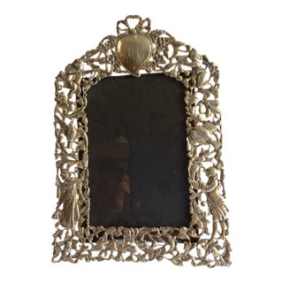 English Sterling Silver Frame
