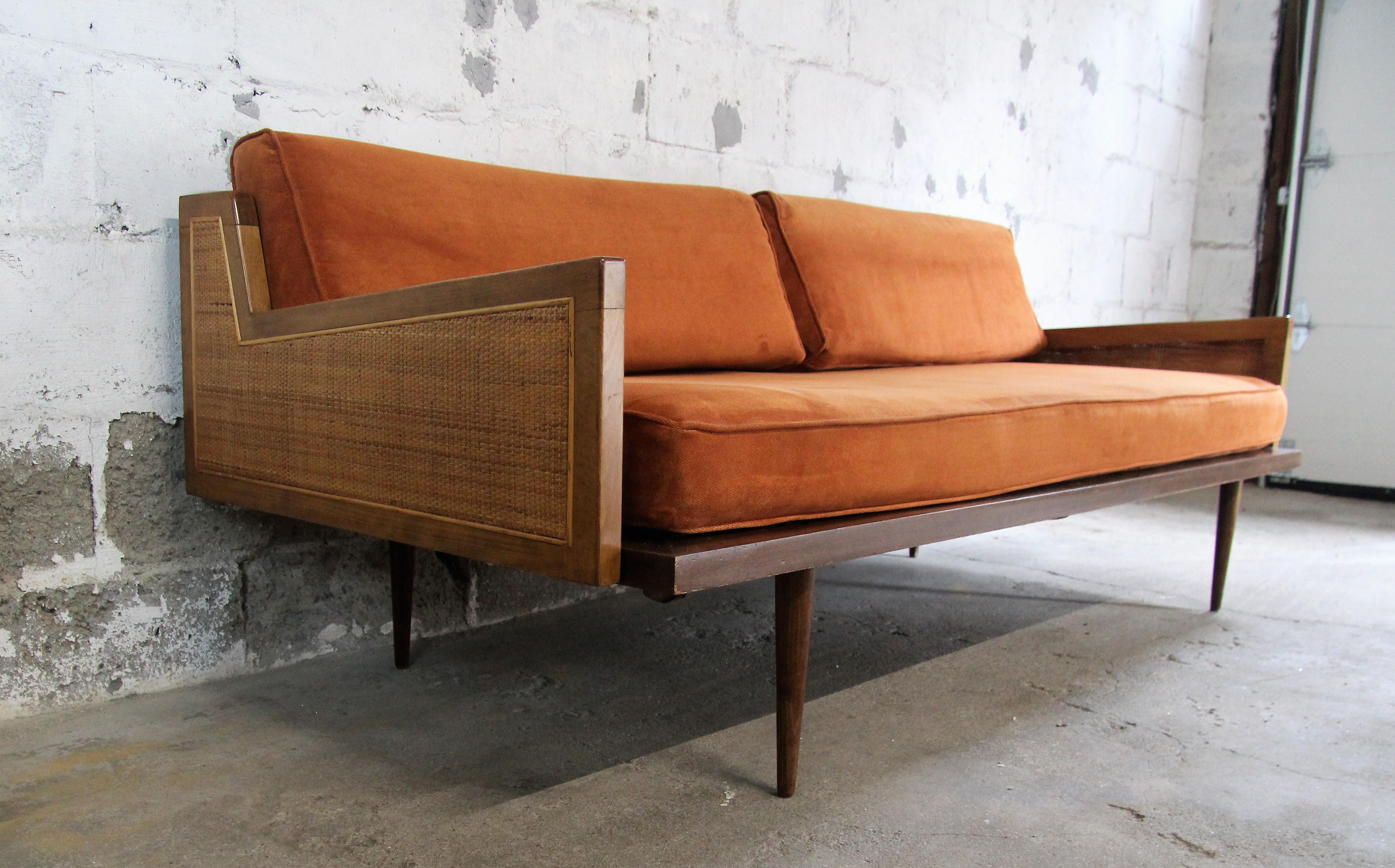MidCentury Modern Danish Daybed Chairish