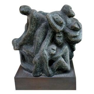 Cubist Abstract Sculpture