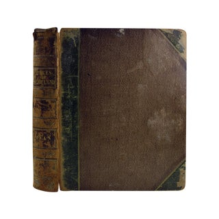 Lakes of Scotland 1834 Book