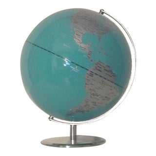 ZGallerie Modern Aqua Globe