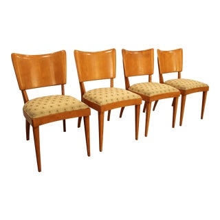 Heywood Wakefield Mid-Century Dining Chairs - Set of 4