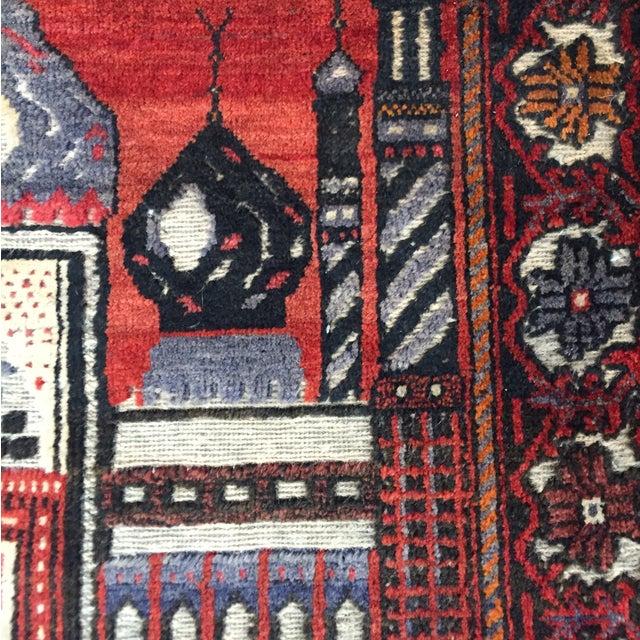 Baluchi Handmade Persian Rug - 2′6″ × 4′2″ - Image 6 of 11
