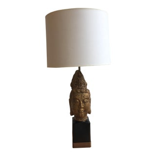 James Mont Buddha Lamp