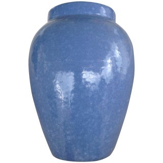 CB Masten Cobalt Blue Umbrella Stand or Vase