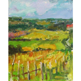 Woosley Landscape Study Painting