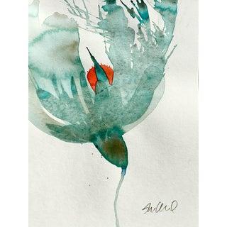 'Monterey' Watercolor Botanical Painting