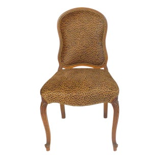 Vintage Louis XVI Style Side Chair