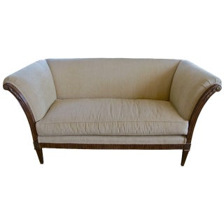 John Mascheroni Fluted Loveseat for Jeffco