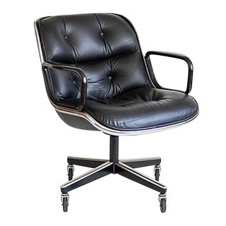Charles Pollock Executive Chair by Knoll