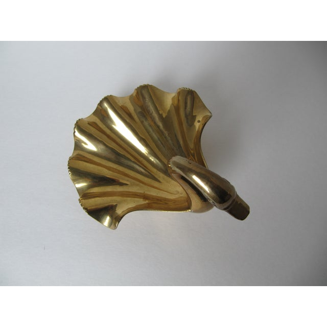 Brass Swan Dish - Image 4 of 5