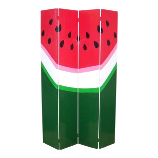 Hand Painted Pop Art Watermelon Screen