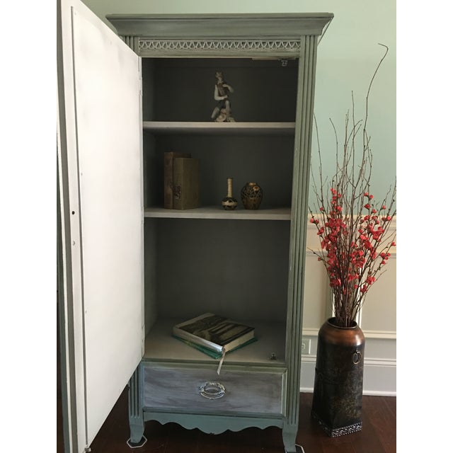 Vintage French Style Armoire - Image 3 of 5