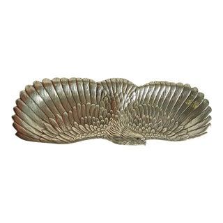 Arthur Court Aluminum Eagle Tray
