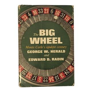 """The Big Wheel"" Book by G.W. Herald & E.D. Radin"