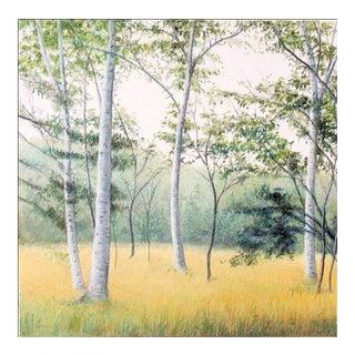 """Elissa Gore """"Birch Field 3"""""""