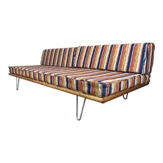 George Nelson for Herman Miller Sofa Daybed Original Alexander Girard Upholstery