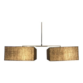 Sleek Modern Hanging Fixture From Barcelona