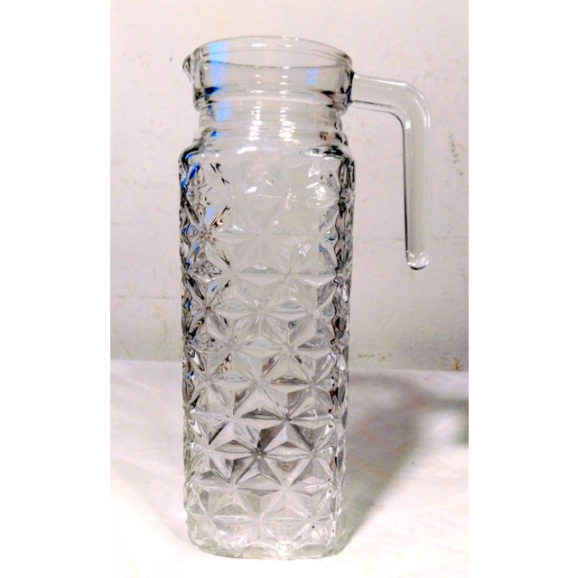 Italian Crystal & Glass 10-Piece Beverage Set - Image 7 of 11