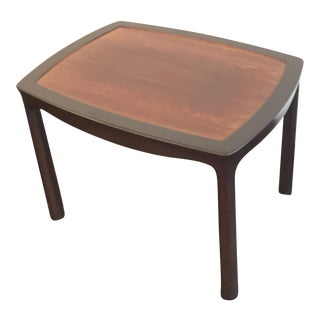 Edward Wormley Rosewood Side Table