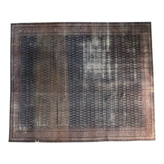 "Vintage Distressed Sparta Carpet - 13'2"" x 15'11"""