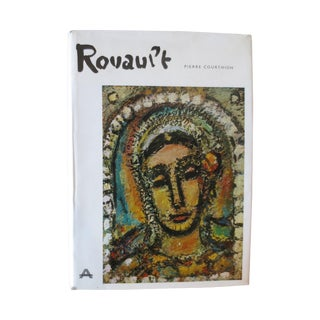 Roualt by Pierre Courthion Illustrated Book