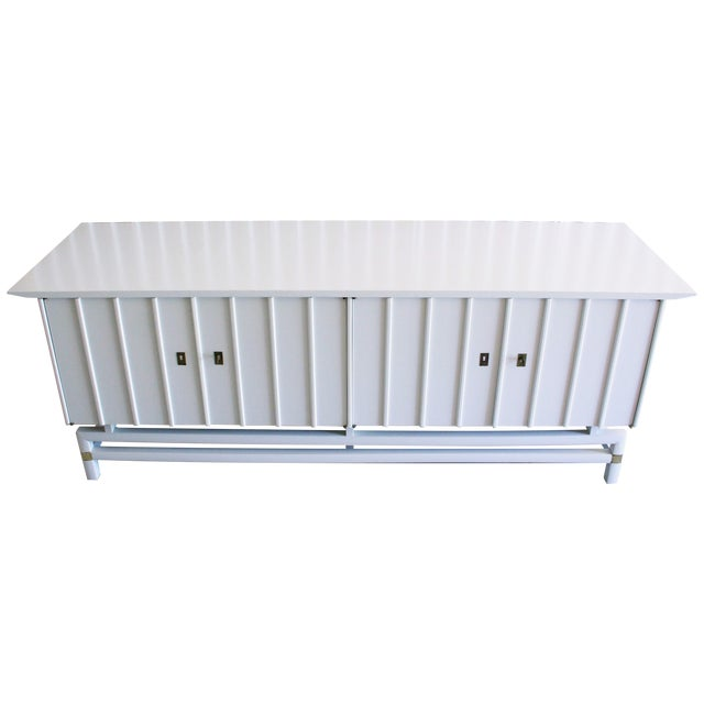 Chinoiserie Buffet by Hickory Mfg. Co. - Image 1 of 9