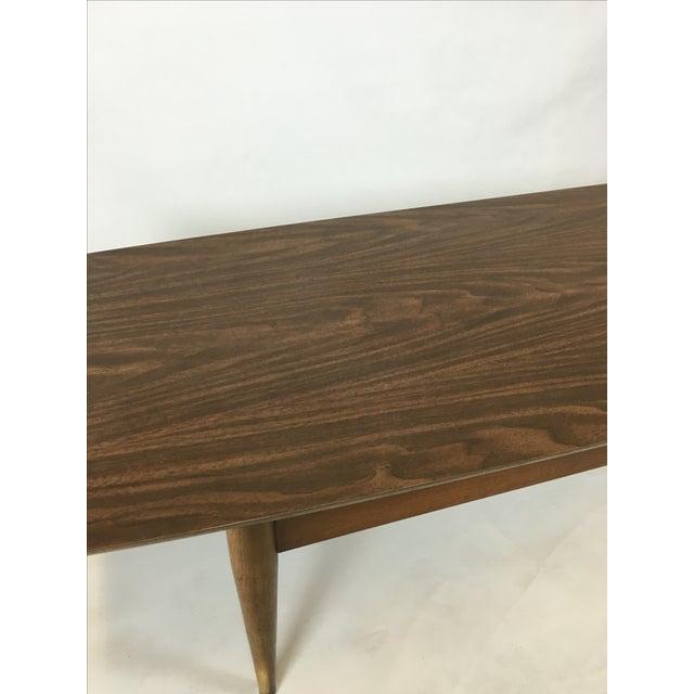 Lane Mid-Century Surfboard Coffee Table - Image 7 of 7