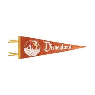 1955 Disneyland Pennant