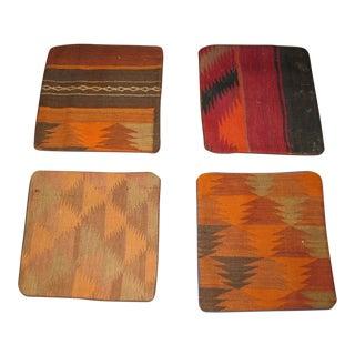 Vintage Afgan Kilim Pillow Cases