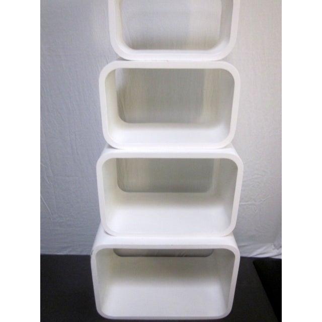 Modernist Display Nesting Tables - Image 6 of 8