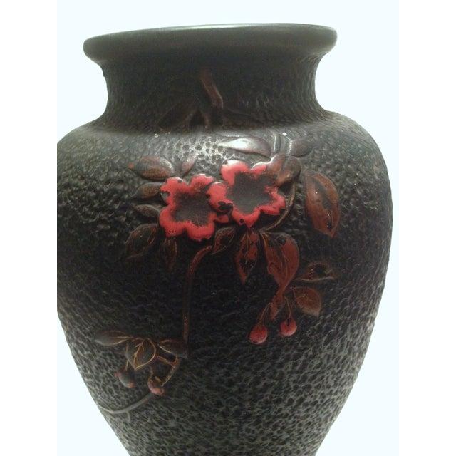 Japanese Tokanabe Ware Vase - Image 6 of 6