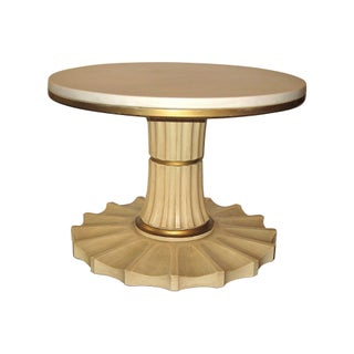 Hollywood Regency-Style Cocktail Table