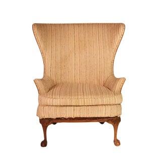 Retro Wingback Accent Chair