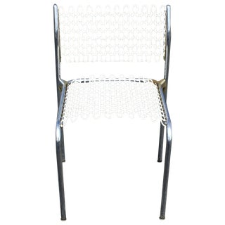 David Rowland Thonet White Sof-Tech Chairs - S/9