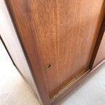 Image of Mid-Century Walnut Sideboard