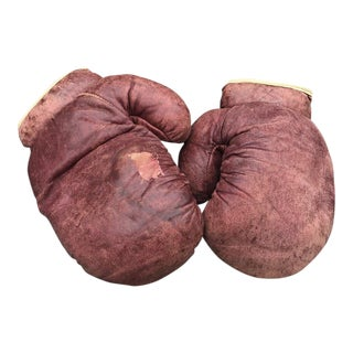 1940s/50s Royal Boxing Gloves - A Pair