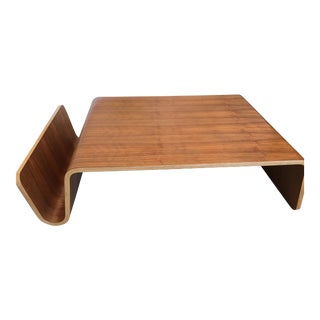 Scando Walnut Coffee Table