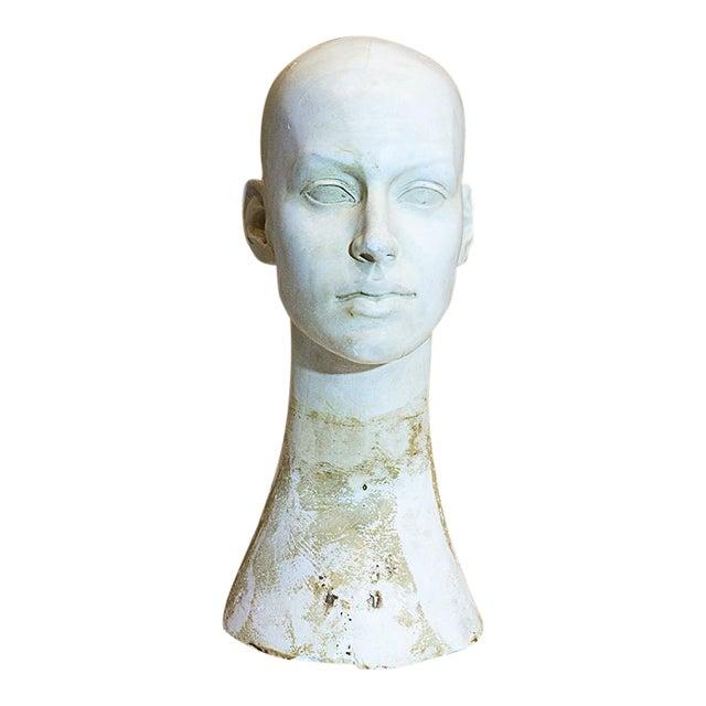 Image of Ralph Pucci Mannequin Head Form, Josie Borain, 1989