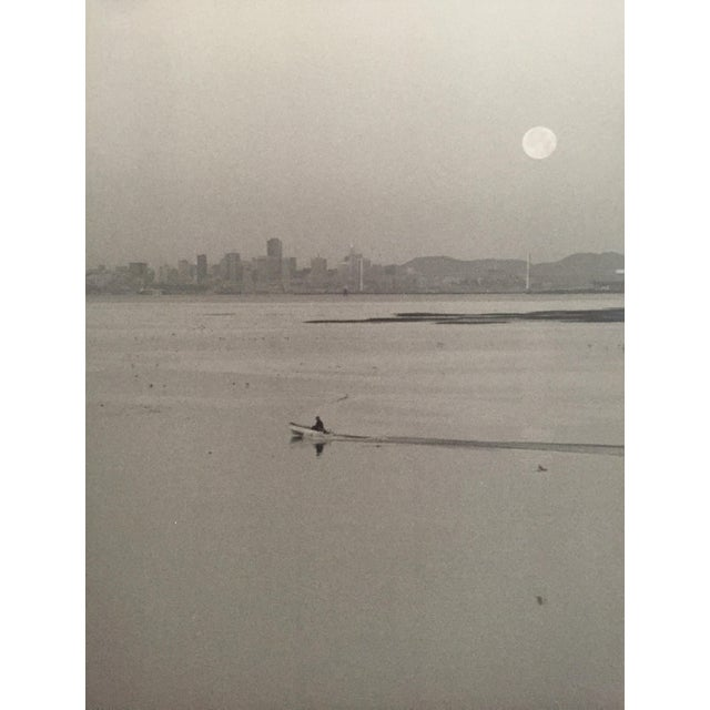 Stanley Burns Vintage 1977 SF Bay Photograph - Image 1 of 4