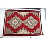 Image of Navajo Indian Ganado Woven Saddle Blanket