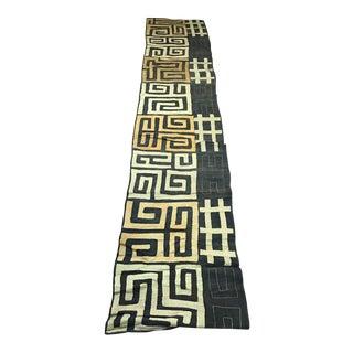 African Kuba Cloth Long Panel