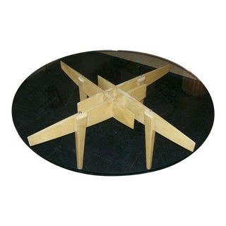 Iconic Gio Ponti Cocktail Table (Published)