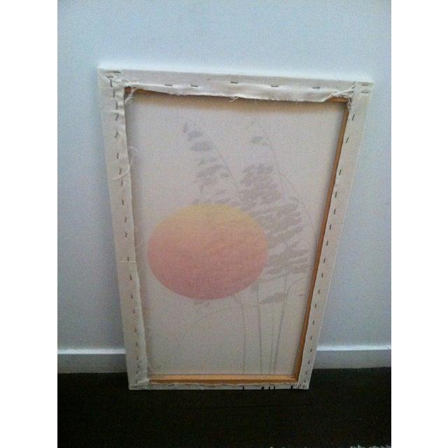 1970s Landscape Silkscreen - Image 6 of 6