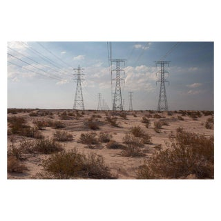 "Kipp Wettstein Field Notes ""US / Mexico Border, Number 1,"" 2014"