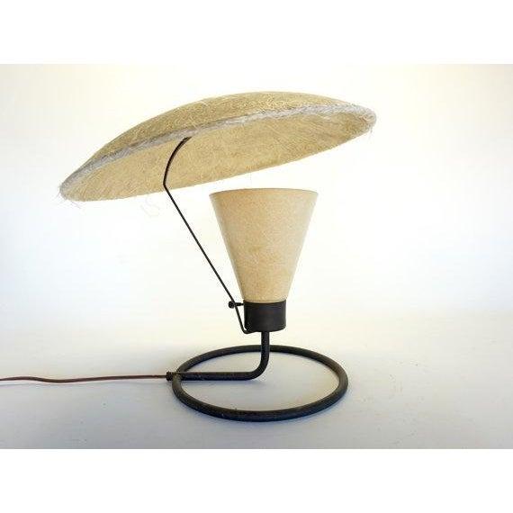 Mitchel Bobrick Style Table Lamp - Image 2 of 6