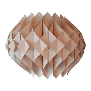 Le Klint Honeycomb Origami Pendant Light