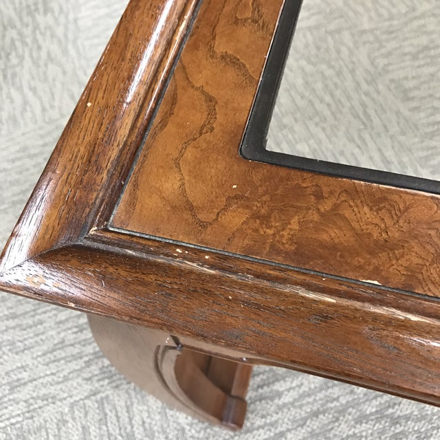 Chinoiserie Asian Style Console Table - Image 6 of 6