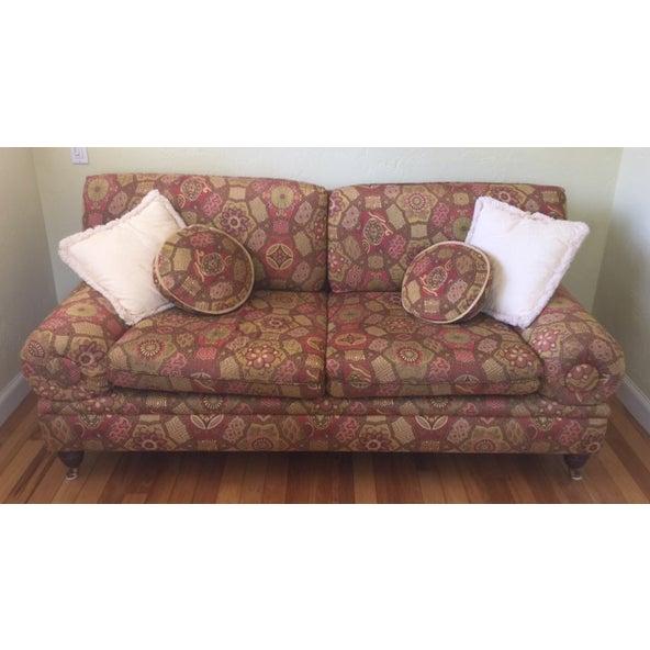 George Smith Vintage Sofa - Image 2 of 6